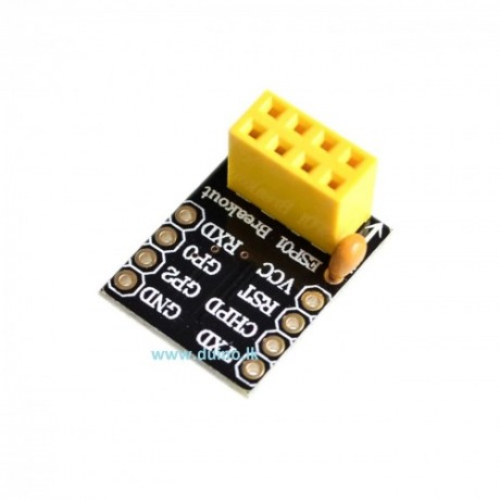 ESP8266 Serial Breadboard Adapter ESP-01 Model