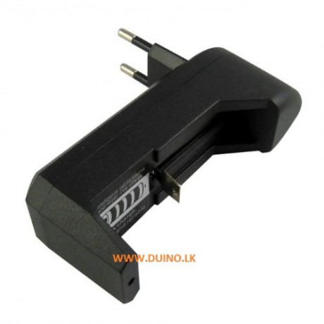 Universal Charger For 3.7V 18650 16340 14500 Li-ion Battery
