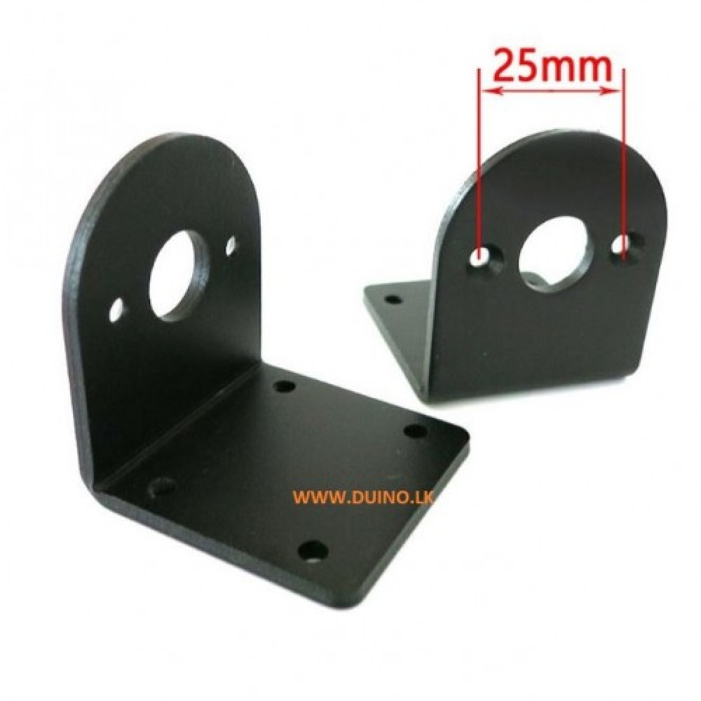 555/550/545/540 5 Series Motor Mount Aluminum Bracket