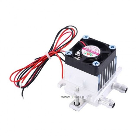 TEC1-12706 Thermoelectric Peltier Cooling Heatsink Module for Water Cooler Cooling System DIY Kit 72W 12V