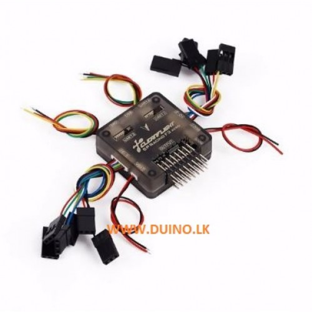 NAZE32 SP Racing F3 Flight Controller with Cell Case