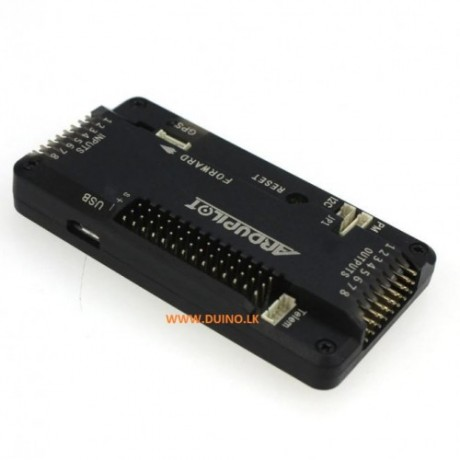 APM 2.8 Flight Controller Board Built-In Compass Horizontal Side Pin