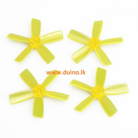 Propeller Blade 1935 50mm 5 1.5mm Hole *2PCS(CW/CCW)