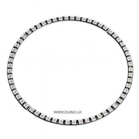 WS2812 RGB LED Rings 1Bit 8Bit 12Bit 16Bit 24Bit 35Bit 45Bit 128Bit Integrated Drivers