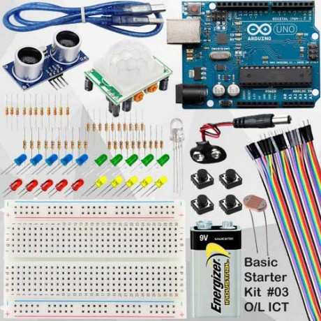 Project Startup Kit 03 For School Category *O/L ICT