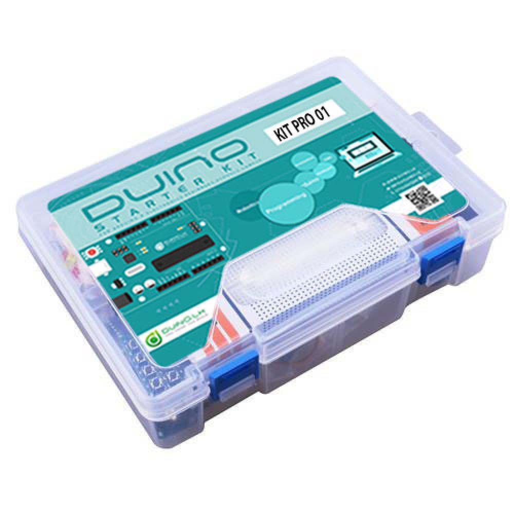 Starter Kit Pro 01 For Arduino & Robotics Program