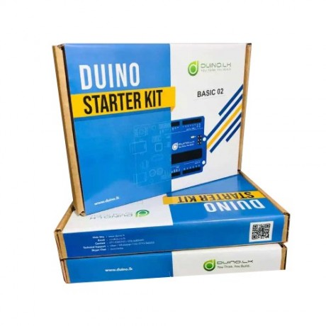 Basic Startup Kit 02 With Uno R3 ATMEGA328P 16U2