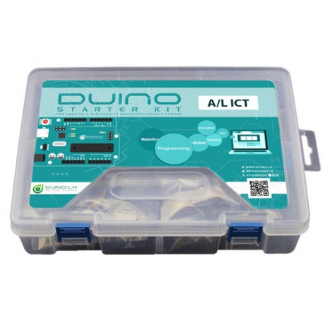 Project Startup Kit 04 For School Category *A/L ICT + Plastic Container