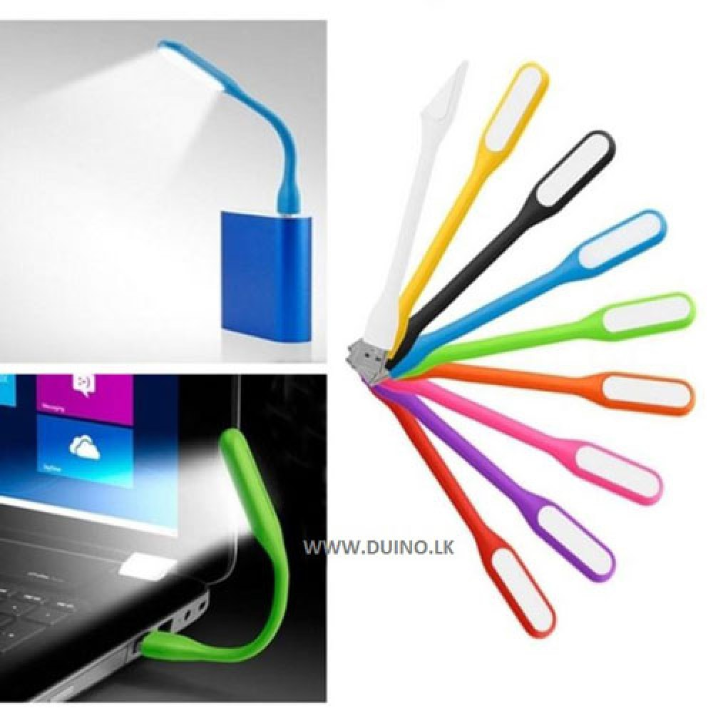 Portable Mini Lamp Bulbs Tubes for PC Laptops Notebook Book Reading Lights