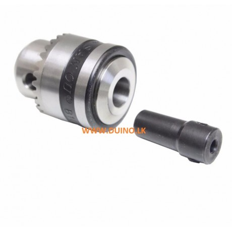 Drill Chuck 0.6-6mm Mount B10 Taper with 5mm Connector