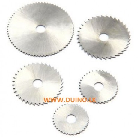 Saw Blade Cutting Discs 6Pcs with Mandrel