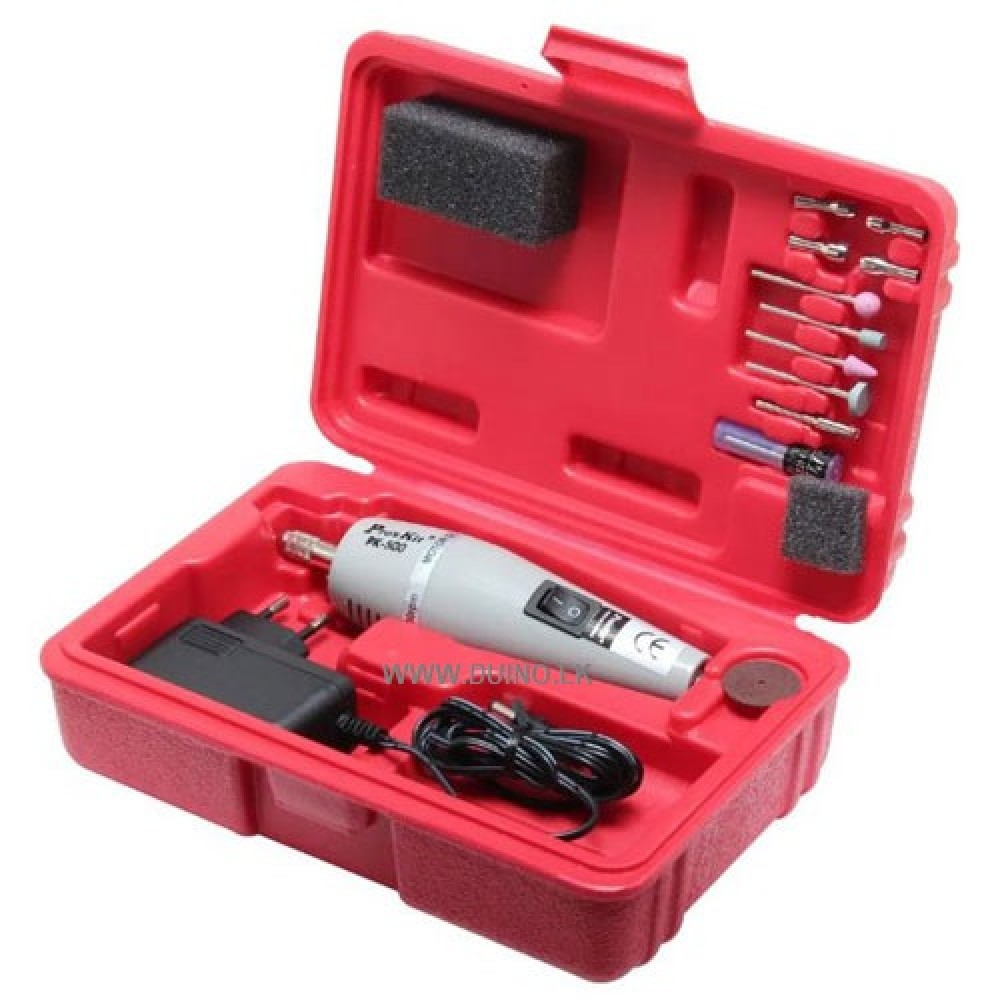 Mini Super Electric Drill & Electric Grinder Set With Power