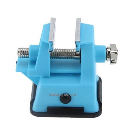 Mini Vise Bench Working Table Vice Bench for DIY