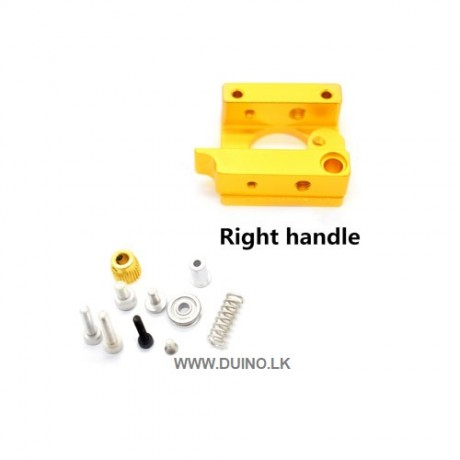 Extruder Filament Feeder Device Kit Right Handle