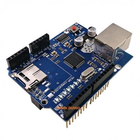Ethernet Shield W5100 Network Expansion Board