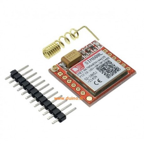 SIM800L GPRS GSM Module Kit Core Board With Antenna