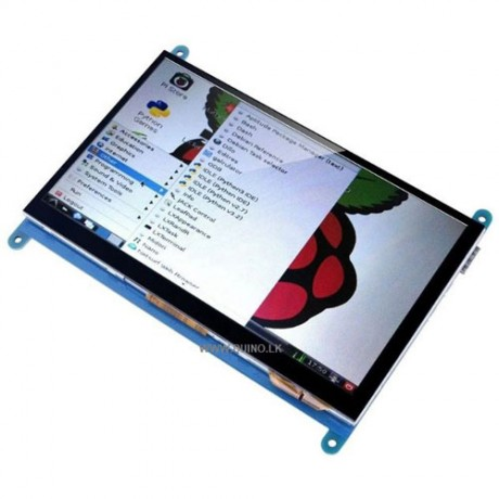 7inch HDMI LCD ,Capacitive Touch Screen 1024x600,HDMI monitor