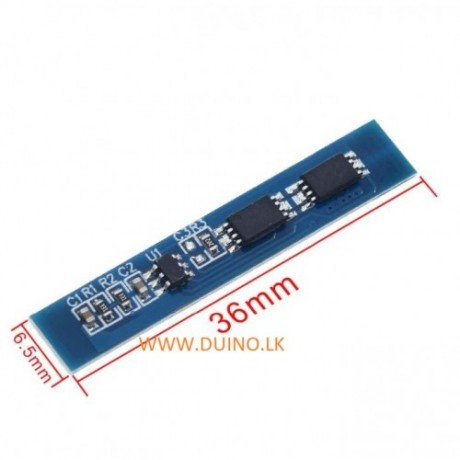 2S 3A Li-ion Battery 7.4v 8.4V 18650 Charger Protection Board