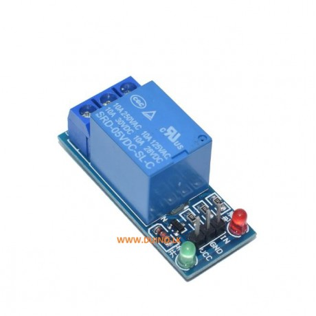 5V 1 Channel Relay Module With LED