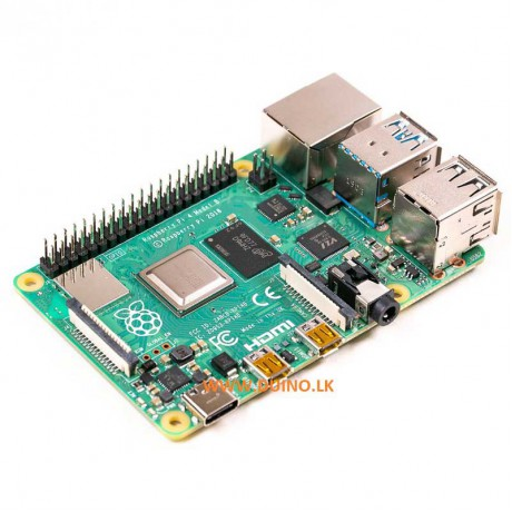 Raspberry Pi 4 Model B 2GB RAM Quad Core Cortex-A72 1.5GHz 64bit CPU