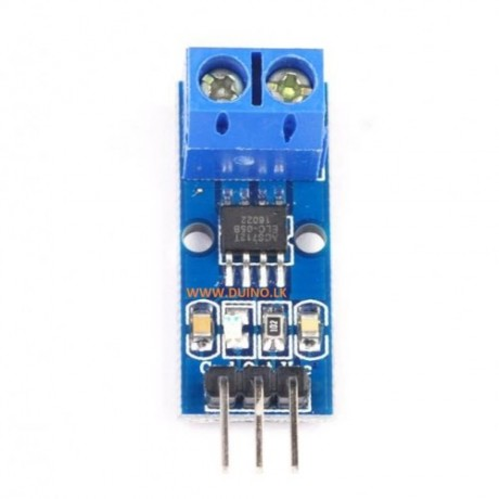 ACS712 20A Range Hall Current Sensor Module