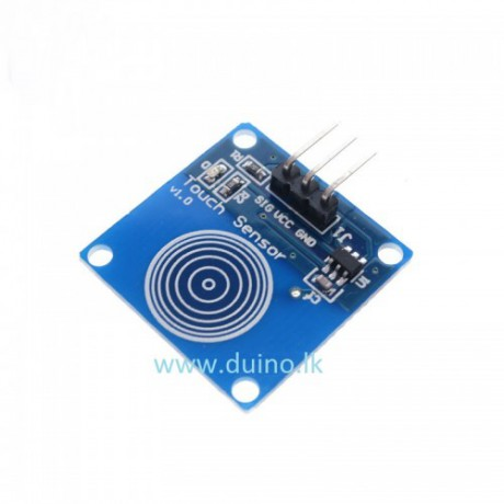 Digital Touch Sensor TTP223B Capacitive Touch Switch