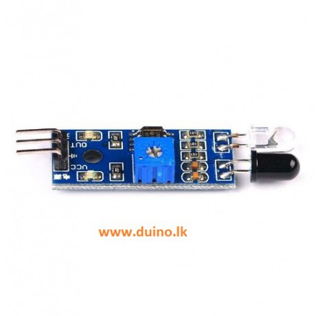 IR Infrared Obstacle Avoidance Sensor Module Adjustable