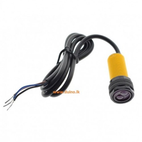 E18-D80NK IR Obstacle Avoidance Proximity Switch 3-80cm Adjustable