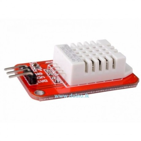 AM2302 DHT22 Digital Temperature & Humidity Sensor