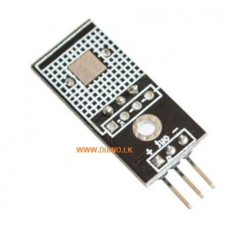 Digital Temperature Sensor Module DC 4V-30V LM35D
